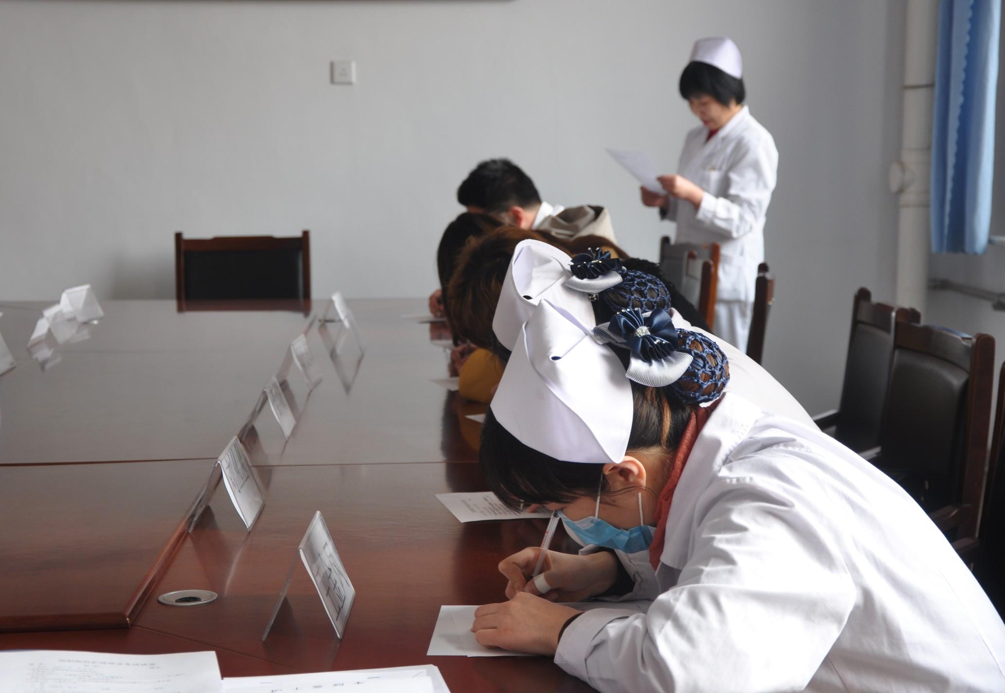 执业护士考试《专业实务》摸底自测题(2)