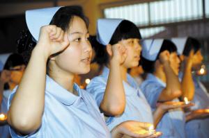 执业护士考试《实践能力》摸底自测题(3)
